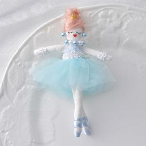 タカギ繊維 人形用ドレスキット バレエ メール便/宅配便可  nb-14|abc-craft