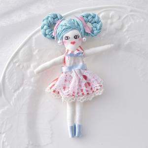 タカギ繊維 人形用ドレスキット ファンシー メール便/宅配便可  nb-15|abc-craft
