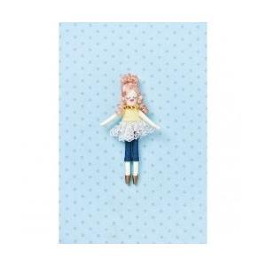 タカギ繊維 人形用ドレスキットパートII カジュアル メール便/宅配便可  nb-19|abc-craft