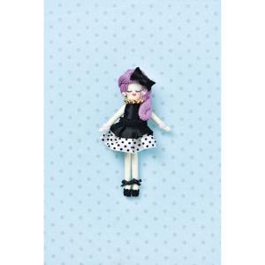 タカギ繊維 人形用ドレスキットパートII ドット メール便/宅配便可  nb-20|abc-craft