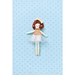 タカギ繊維 人形用ドレスキットパートII クリーム メール便/宅配便可  nb-24|abc-craft