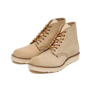 【RED WING】レッドウィング PLAIN TOE(プレーントゥ) 8167 SAND_SUEDE|abc-martnet