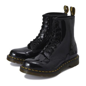 【AIRWAIR】 ドクターマーチン 1460 W PATENT 8 EYE BOOT 118210...