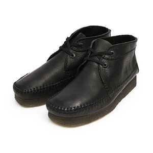 【CLARKS】クラークス WEAVER BOOT ウィーバーブーツ 78139 BLACK LEATHER|abc-martnet