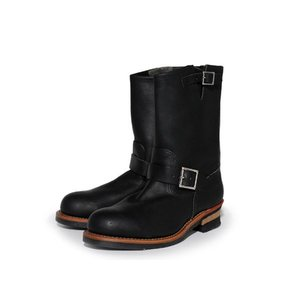 【RED WING】 レッドウィング ENGINEER エンジニア 9085 ABC-MART限定 BLACK_HARNESS|abc-martnet