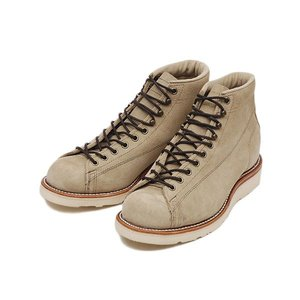 【CHIPPEWA】 チペワ 5 BRIDGEMEN LACE-TO-TOE 5インチ ブリッジメン レースTOトゥ 5146230001 SAND SUEDE|abc-martnet