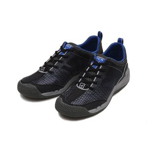【SPERRY TOP-SIDER】 スペリー トップサイダー SEA RACER シー レーサー 0308270 BLACK/BLUE|abc-martnet
