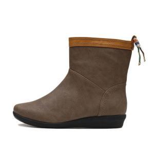 【NUOVO】 ヌオーヴォ バックテープレインブーツ 長靴 NC20014 B-TAPE RAIN 3 ヒール3cm OAK|abc-martnet