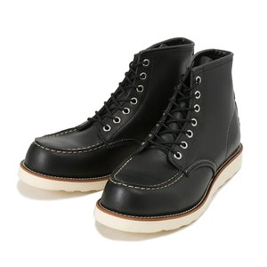 【HAWKINS】 ホーキンス 6INCH MOC TOE HL40061 FG/BLACK|abc-martnet