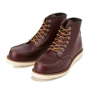 【HAWKINS】 ホーキンス 6INCH MOC TOE HL40061 FG/RED BROWN|abc-martnet