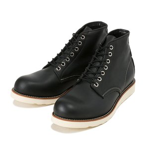 【HAWKINS】 ホーキンス 6INCH PLAIN TOE HL40062 FG/BLACK|abc-martnet