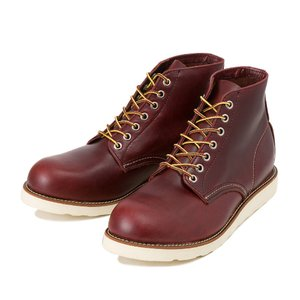 【HAWKINS】 ホーキンス 6INCH PLAIN TOE HL40062 FG/RED BROWN|abc-martnet