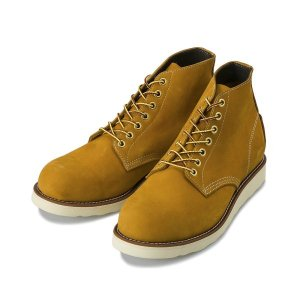 【HAWKINS】 ホーキンス 6INCH PLAIN TOE HL40062 N/WHEAT|abc-martnet