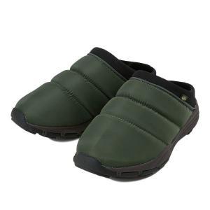 冬靴 【HAWKINS】 ホーキンス クロッグサンダル WINTER CLOG ウィンター クロッグ HL83003 GREEN
