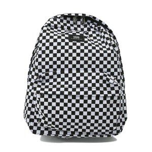 ヴァンズ バッグ VANSアパレル OLD SKOOL II BACKPACK VN000ONIHU0 Black/White Che|abc-martnet