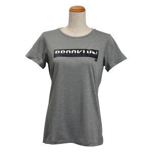 レディース 【NEW BALANCEウェア】 ニューバランス ヘザーショートスリーブ Tシャツ(グラフィック) JWTP6052HGR 16SS HGR(ヘザーグレー) abc-martnet