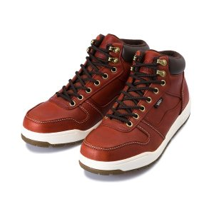 ヴァンズ スニーカー VANS WORKER BEE V2552SNOW 冬靴 FG/RED BROWN|abc-martnet