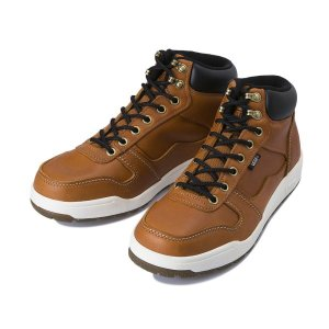 ヴァンズ スニーカー VANS WORKER BEE V2552SNOW 冬靴 FG/BROWN|abc-martnet