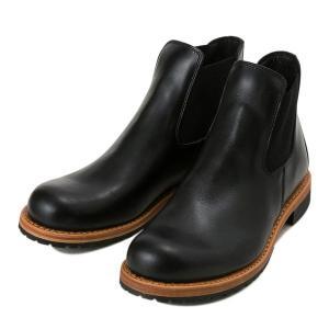 【HAWKINS】 ホーキンス SIDE GORE DRESS BOOT 6インチサイドゴアドレスブーツ HL40112 BLACK|abc-martnet