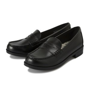 【HAWKINS】  ホーキンス DISNEY LOAFER3 ディズニー ローファー3 HW10092 DISNEY 3 BLACK 2|abc-martnet