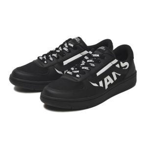 ヴァンズ スニーカー VANS FLOATER フローター V4410 19SP BLACK/LOGO WHT abc-martnet