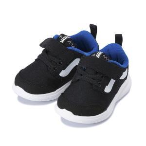 ヴァンズ ベビー VANS ISO2 アイエスオー2 V2024B NP 17FA BLACK/BLUE|abc-martnet