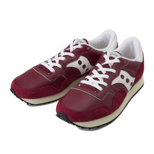 【SAUCONY】 サッカニー DXN TRAINER CL ディクソントレーナー S70358-2 RED/WHITE|abc-martnet
