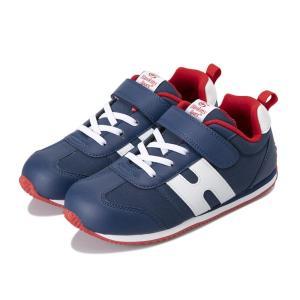 キッズ 【HAWKINS】 ホーキンス YOPPY(15-21) HK12077 19SP NAVY/RED|abc-martnet