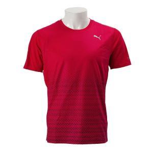 ランニングシーンにオススメの軽量なグラフィックTシャツの登場です。 フラットロックシームの縫製を採用...