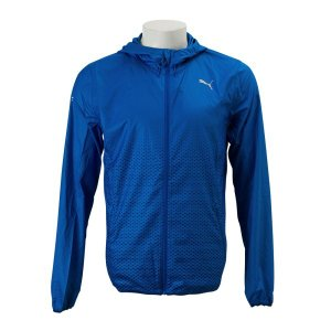 【PUMA ウェア】 プーマ トレーニング ウェア ジャケット アウター M グラフィックジャケット 516109 03LAPIS BLUE|abc-martnet