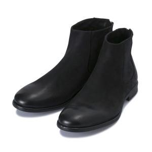 【POLSA】 ポルサ ブーツ HEEL ZIP ヒールジップ 983560 NERO abc-martnet