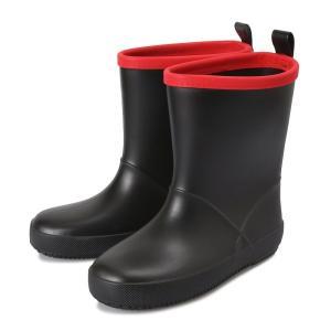 キッズ 【MILADY】 ミレディ ML341 KIDS RAIN BOOTS(16-21) キッズレインブーツ 12143410 BLACK|abc-martnet