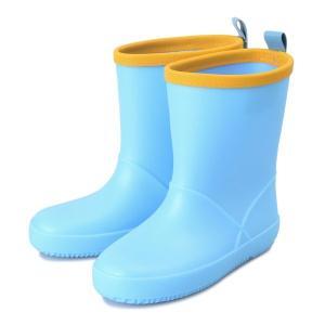 キッズ 【MILADY】 ミレディ ML341 KIDS RAIN BOOTS(16-21) キッズレインブーツ 12143411 SAX|abc-martnet