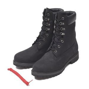 【Timberland】 ティンバーランド 8 INCH PREMIUM BOOT(24) 8インチ プレミアム ブーツ 24 A1Q9J *BLACK|abc-martnet