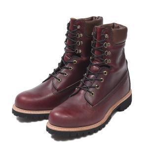 【Timberland】 ティンバーランド USA MADE 8 INCH BOOT ユーエスエー メイド 8インチ ブーツ A1JXM BURGUNDY 17FA|abc-martnet