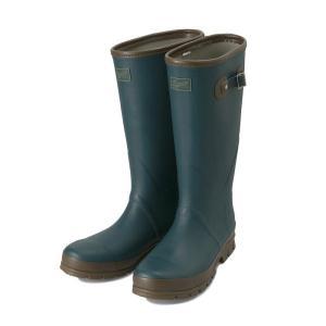 キャンプやフェスから雨天時まで幅広い使用用途が期待できるプレーンなデザインの「たためるラバーブーツ」...