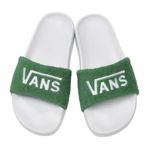 【VANS】OVERS ヴァンズ オーバーズ V7588PILE 19SP GREEN/WHITE|abc-martnet