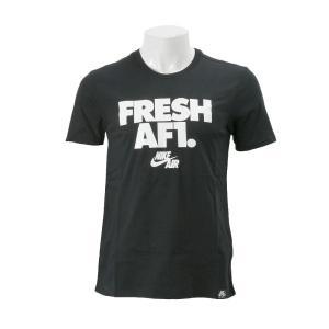 ナイキ Tシャツ NIKEウェア M AF1 TEE 2 892154-010 010BLK/WHT|abc-martnet