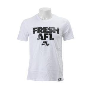 ナイキ Tシャツ NIKEウェア M AF1 TEE 2 892154-100 100WHT/BLK|abc-martnet