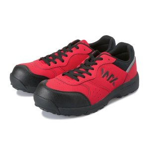 【TEXCY】 テクシー PROTECTIVE SNEAKERS プロテクティブスニーカー WX-0001 RED|abc-martnet