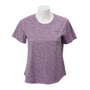 プーマ PUMA レディース 陸上/ランニング 半袖Tシャツ SS グラフィック Tシャツ_W 51...