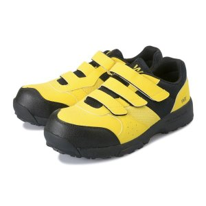 【TEXCY】 テクシー PROTECTIVE SNEAKERS V プロテクティブスニーカー WX-0002 YELLOW|abc-martnet