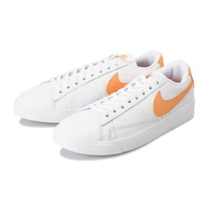ナイキ スニーカー レディース NIKE W BLAZER LOW LE ブレーザー LOW LE AV9370-103 103WHT/FUELOR|abc-martnet