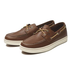 【SPERRY TOPSIDER】 スペリートップサイダー SPERRY CUP 2-EYE スぺーリーカップ 2-EYE STS18791 TAN|abc-martnet