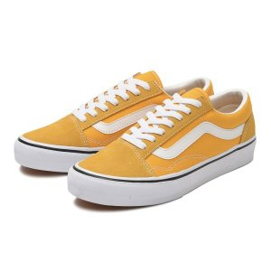 ヴァンズ スニーカー VANS OLD SKOOL DX オールドスクール V36CL+ COL 19SP YELLOW|abc-martnet