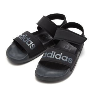 【ADIDAS】 アディダス adilette sandal アディレッタサンダル F35417 19SP BLK/GRY|abc-martnet