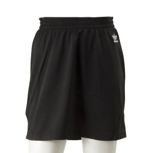 レディース 【ADIDAS ウェア】 アディダスオリジナルス W SC SKIRT ショート スカート DW3897 BLK|abc-martnet