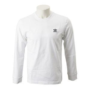 【ADIDAS ウェア】 アディダスオリジナルス M AC WAPPEN LS TEE ワッペン ロングスリーブ Tシャツ DX4210 WHT|abc-martnet