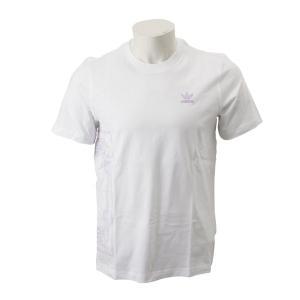 【ADIDAS ウェア】 アディダスオリジナルス M BANDANA TEE バンダナTシャツ DV2065 WHT|abc-martnet