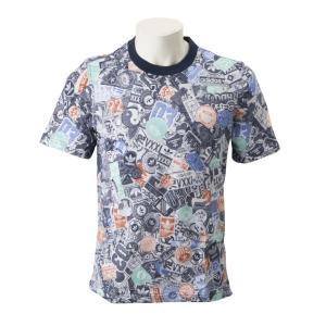 【ADIDAS ウェア】 アディダスオリジナルス M STCKERBOMB TEE ステッカーボム Tシャツ DV2071 MULTIC abc-martnet